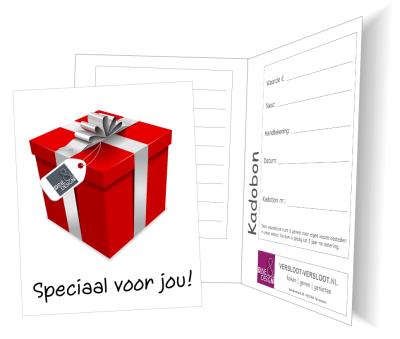 Versloot-Versloot.nl Kadobon