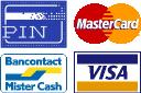 Betalen via PIN